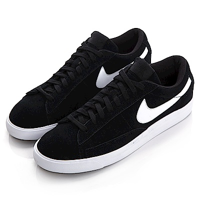 NIKE-男休閒鞋371760026-黑