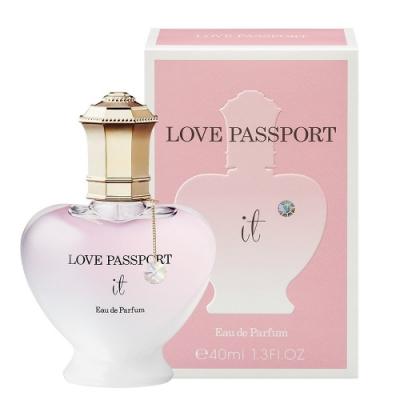 Love Passport Love Passort It 就是愛情淡香精 40ml