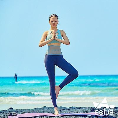 『兩件組』韓國 salua 專利鍺元素護腰束腹帶 全新升級版 韓國原裝進口