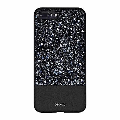 DZGOGO 奢華系列 iPhone 7/8 Plus(5.5) 閃粉亮片手機保...