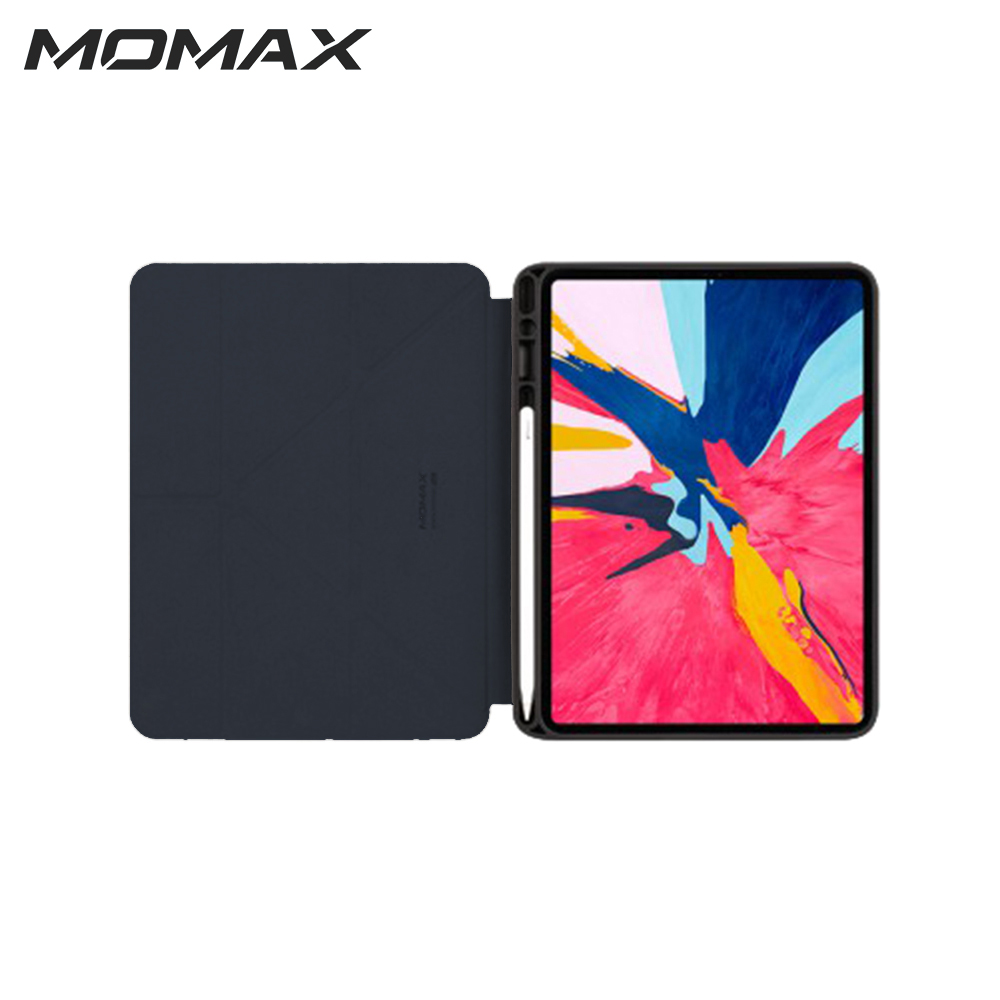 MOMAX Flip Cover 連筆槽保護套(iPad Pro12.9″2018) @ Y!購物