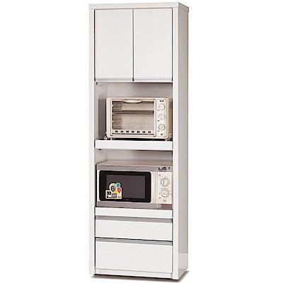 凱曼  喬漢娜2X6尺收納櫃餐櫃