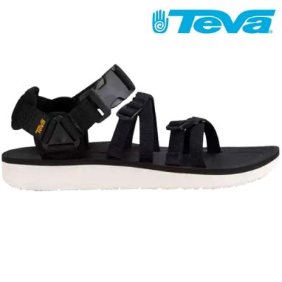 TEVA Alp Premier 超輕量時尚休閒涼鞋 女 黑色 TV1015182BLK