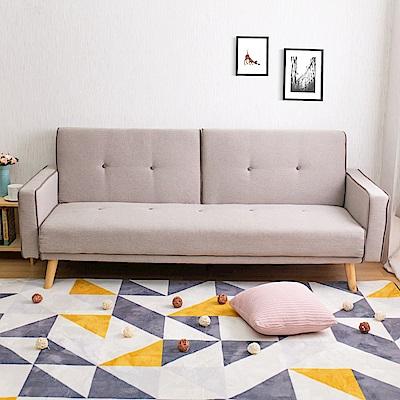 AS-蜜拉雙人沙發床-176x79x82cm(三色可選)