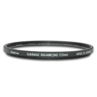 台灣製造OMICON奧美肯抗刮抗污DG-MRC多層膜UV濾鏡77mm保護鏡(極薄框)