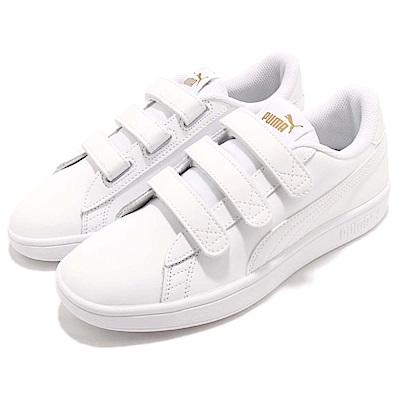 Puma 休閒鞋 Smash V2 V 運動 男鞋 女鞋