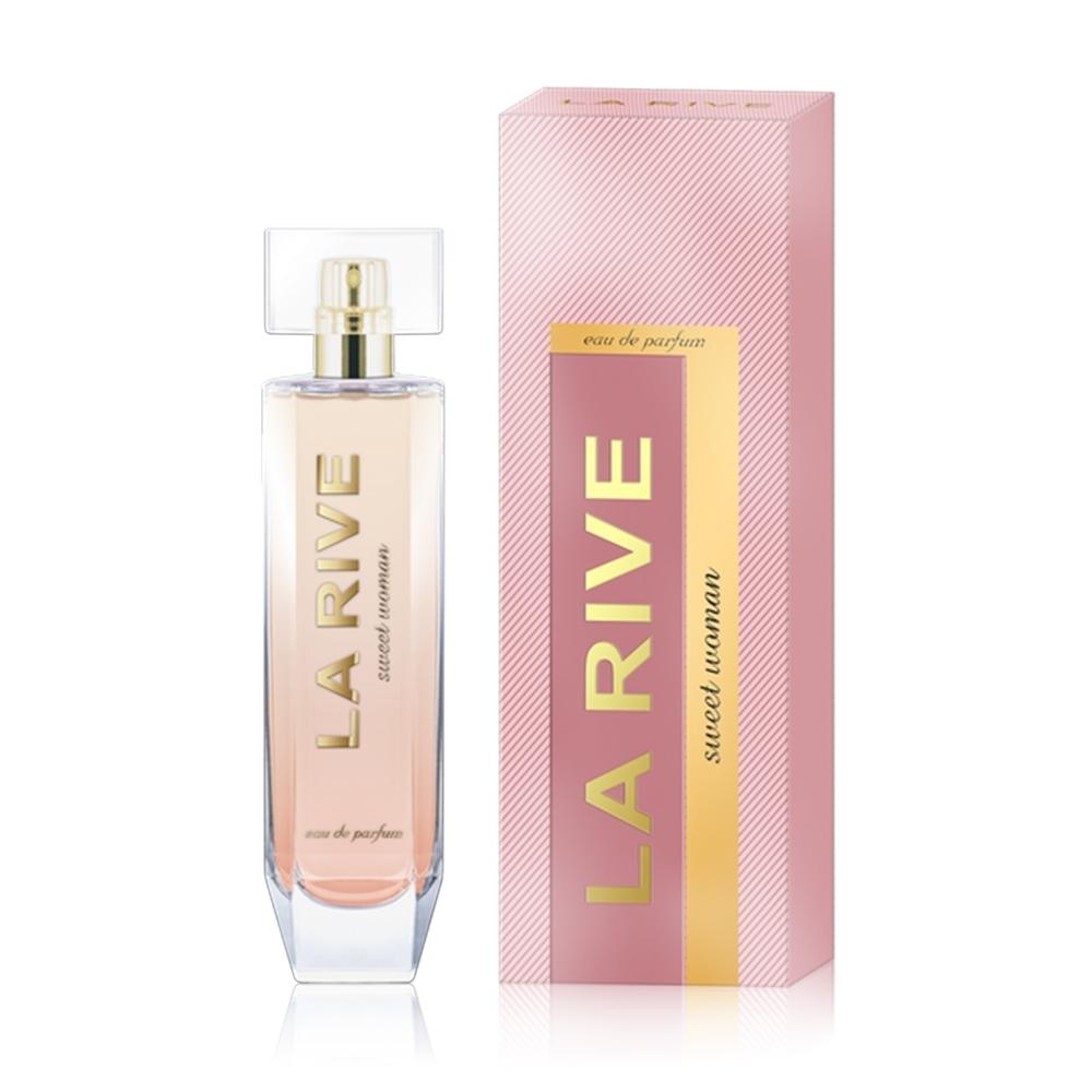 La Rive Sweet Woman 清甜玫瑰淡香精90ml