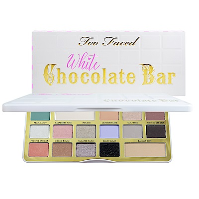 Too Faced 16色白巧克力眼影盤 17.7g