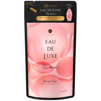 日本【P&G】EAU DE LUXE衣物香噴補充包 250ml-巴黎花嫁