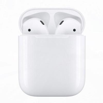 [無卡分期12期]Apple AirPods耳機全新2019(無線充電盒款)第2代(兩入)