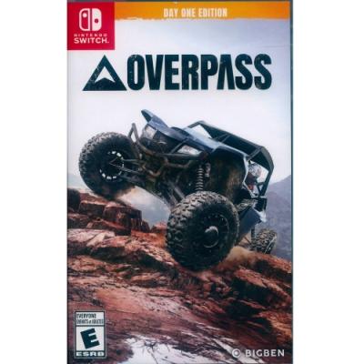 全地形越野賽車模擬 首日版 OVERPASS DAY ONE EDITION - NS Switch 中英文美版