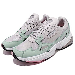 adidas 休閒鞋 Falcon 低筒 運動 女鞋