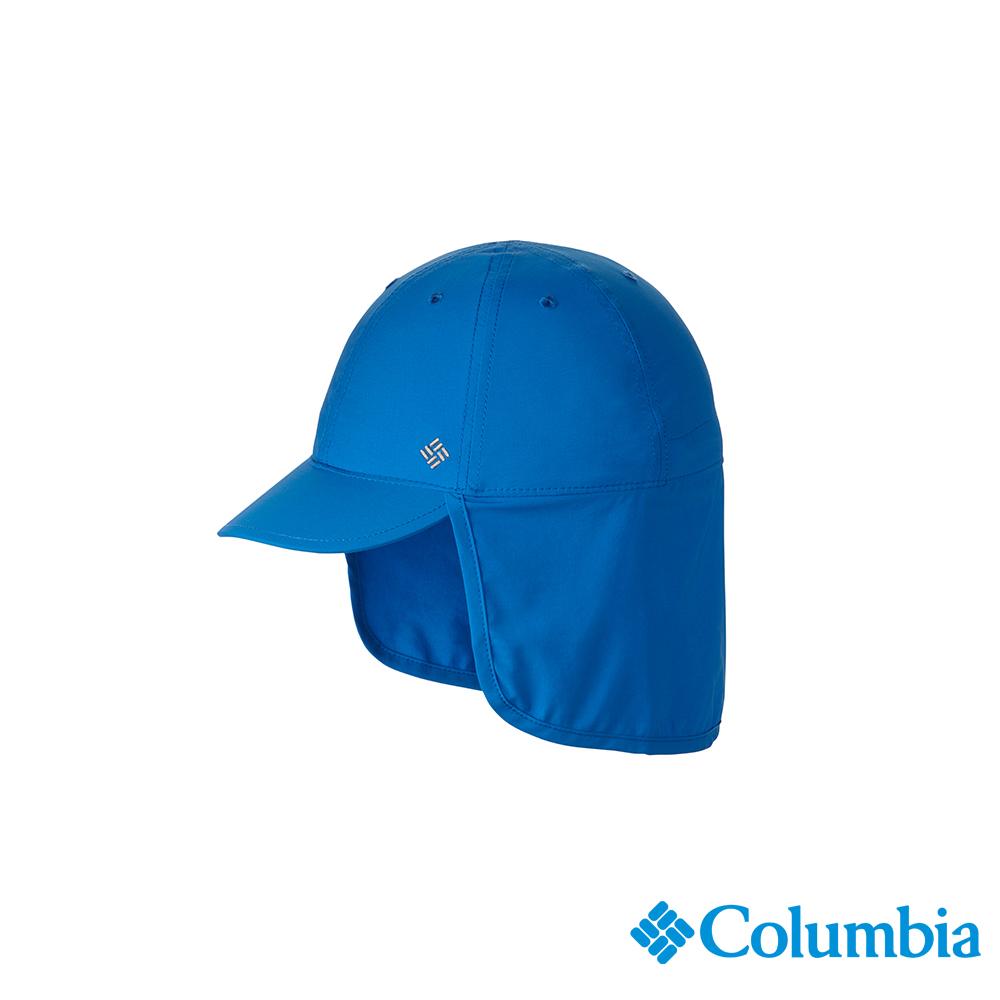 Columbia 哥倫比亞 兒童-UPF50快排遮陽帽-藍色 UCY95070BLFDS