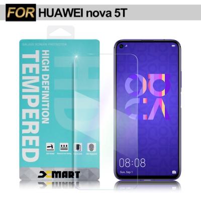 Xmart for 華為 HUAWEI NOVA 5T 薄型9H玻璃保護貼-非滿版