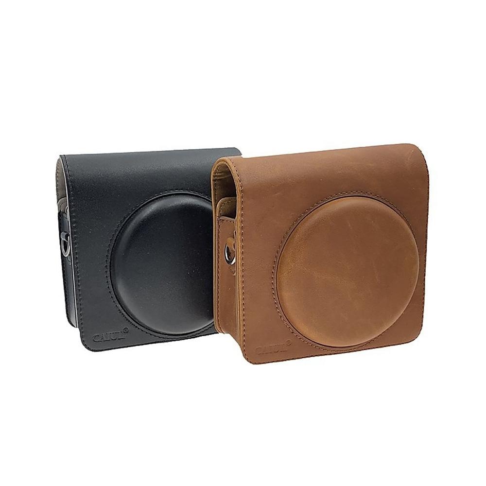 富士Fujifilm拍立得相機包SQ6皮套 instax Square6專用