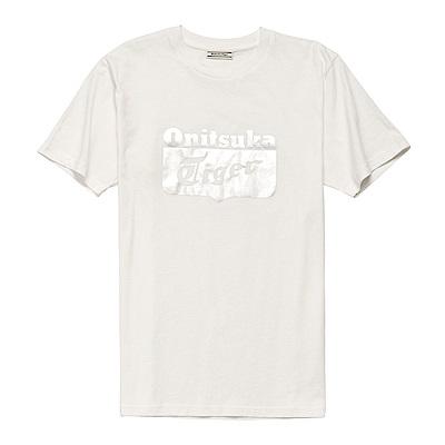Onitsuka Tiger LOGO短袖T恤 2183A011-101