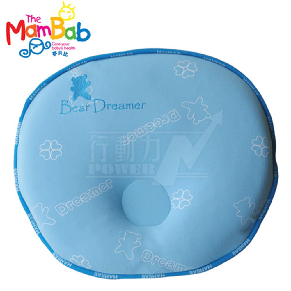 【任選】《夢貝比》嬰兒乳膠塑型枕/半月枕 (甜甜圈造型)