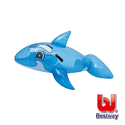 凡太奇 Bestway 可愛充氣鯨魚坐騎 41036 - 速
