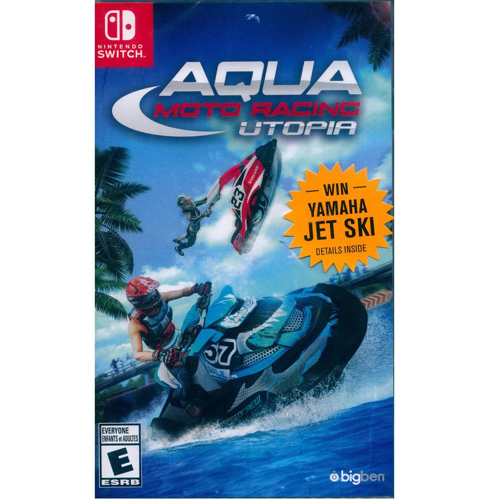 水上摩托車 競速烏托邦 Aqua Moto Racing- NS Switch 英文美版