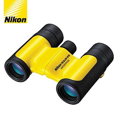 NIKON ACULON W10-8X21防水雙筒望遠鏡(黃)