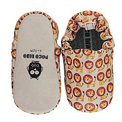 英國 POCONIDO 手工嬰兒鞋 (快樂小獅)