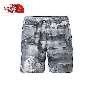 TheNorthFace北面男款吸濕排汗防潑水速乾短褲 | 3CEF7ED