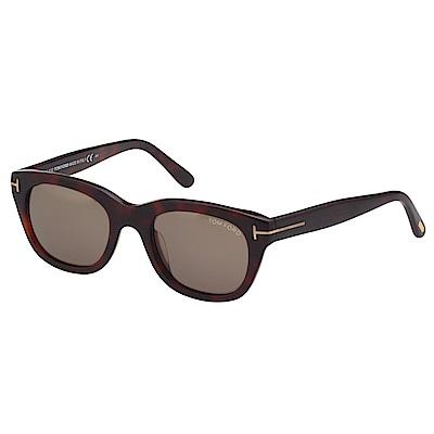TOM FORD 入門款 太陽眼鏡-琥珀色-TF9256