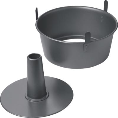 《KitchenCraft》活動不沾薩瓦蘭蛋糕模(24cm)