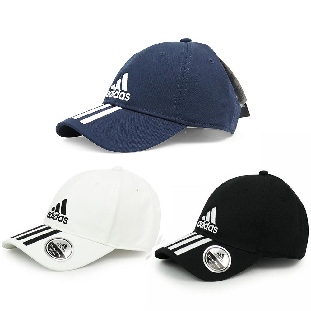 【時時樂限定】ADIDAS 6P 3S CAP COTTO 帽子