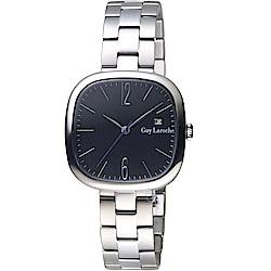 姬龍雪Guy Laroche Timepieces現代簡約時尚女錶(LW5045A-02)