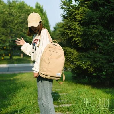 Apple Green City Walk輕旅防潑筆電後背包 – 米杏