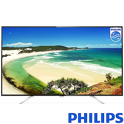 福利品-PHILIPS飛利浦 43吋 4K 連網 液晶顯示器+視訊盒 43PUH6651