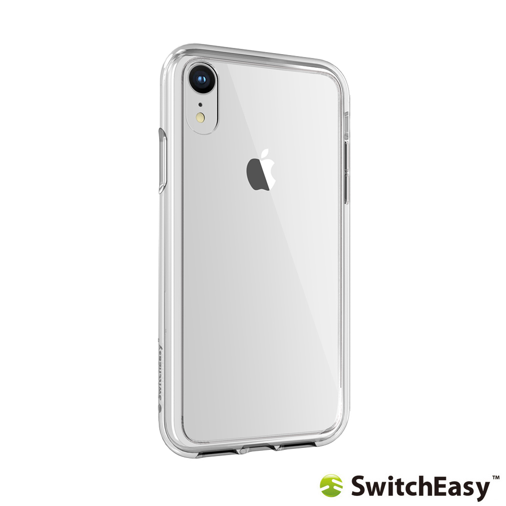 SwitchEasy Crush iPhone XR 吸震防摔保護殼-透明 product image 1