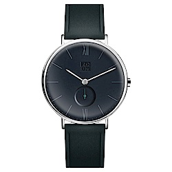 ZOOM HALO 砂漠光暈腕錶 - 黛藍 / 43mm