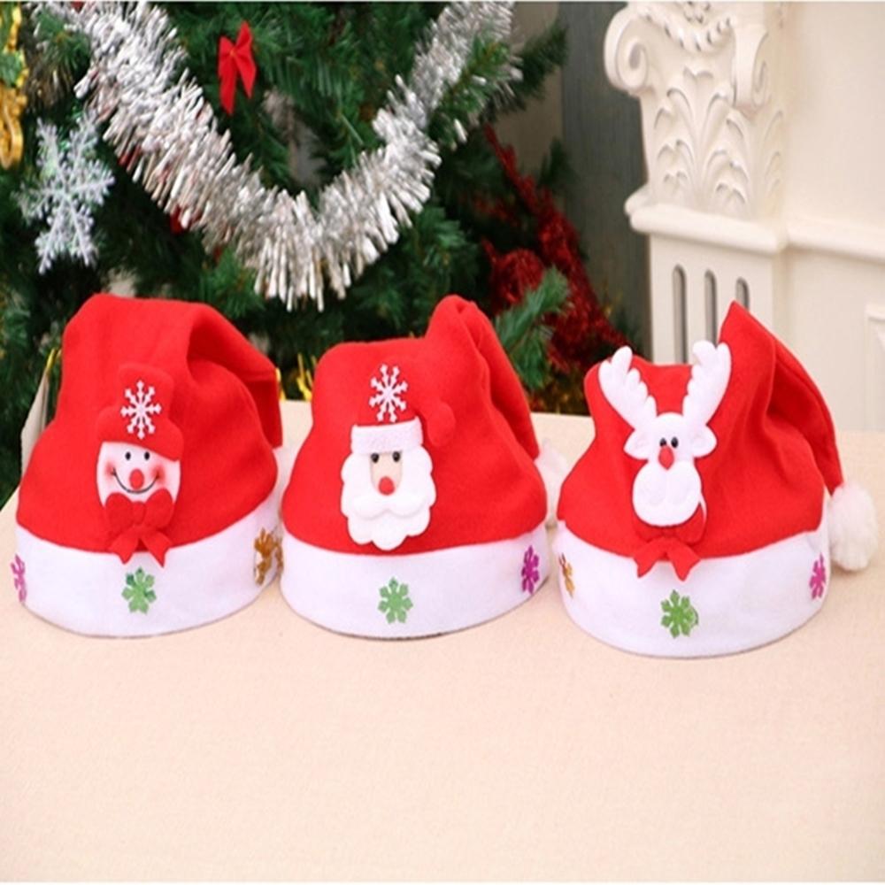 Baby童衣 兒童聖誕帽 毛絨絨的聖誕帽 可愛造型聖誕帽 88248