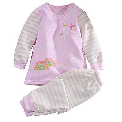 三層棉印花居家套裝 k60931 魔法Baby