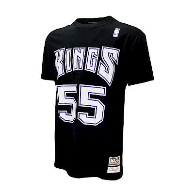 M&N NBA 球員號碼純棉T恤  國王隊 Jason Williams