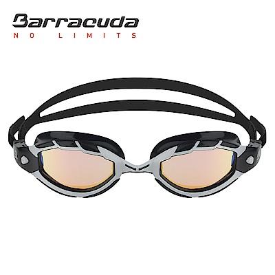 美國Barracuda巴洛酷達 TRITON#33910 成人電鍍泳鏡