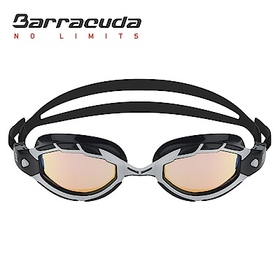 巴洛酷達 成人電鍍泳鏡 Barracuda TRITON #33910
