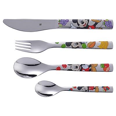 WMF 米老鼠系列 兒童餐具四件組 (3+)