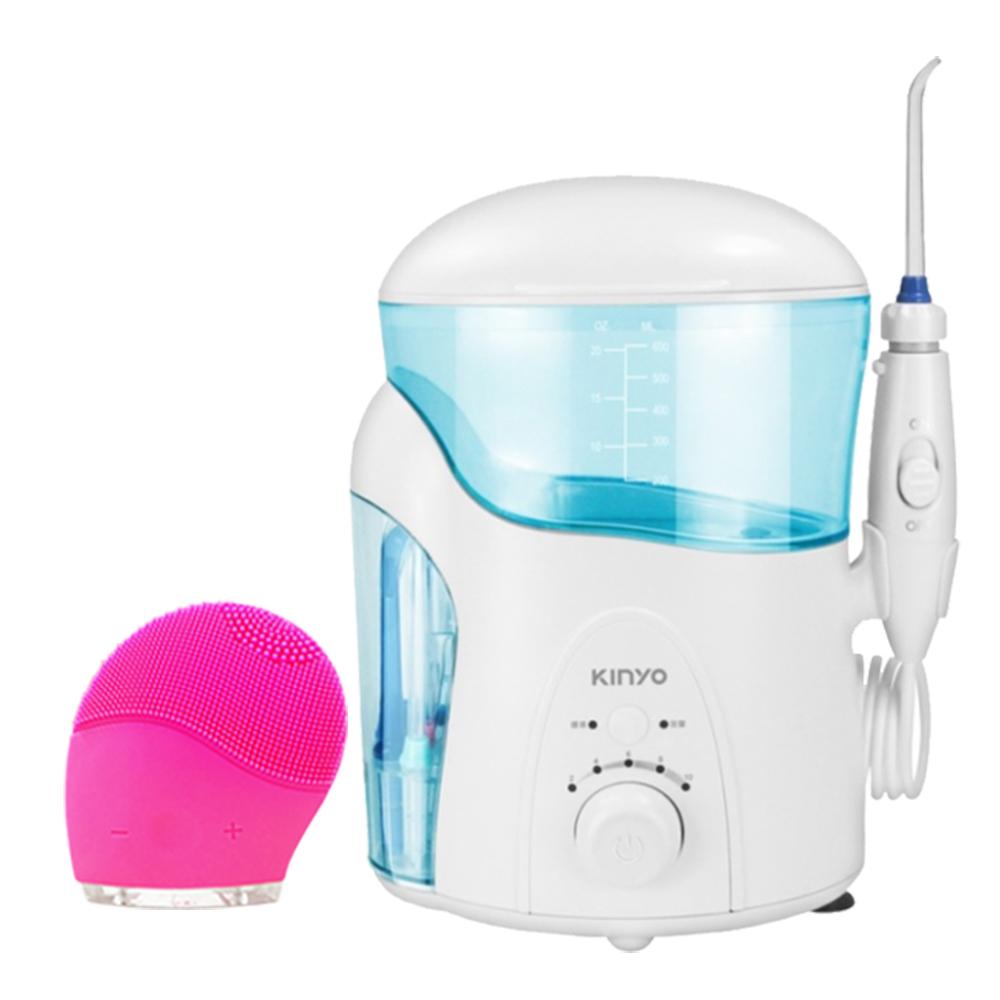 KINYO 紫外線抗菌健康SPA沖牙機/洗牙機(IR-2005)UV抗菌家用型