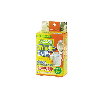 日本-小久保 檸檬酸電熱水器清潔劑 20gx6包裝