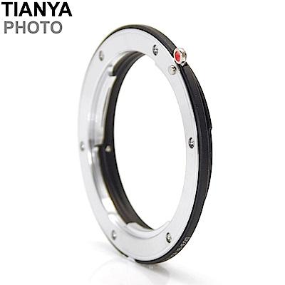 Tianya LR轉EOS鏡頭接環(無電子晶片)