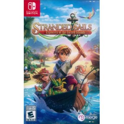 落難航船:詛咒之島的探險者 Stranded Sails - NS Switch 中英日文美版