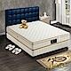 J-style婕絲黛 飯店款3M防潑水+蓆面二用彈簧床墊 雙人5x6.2尺 product thumbnail 1