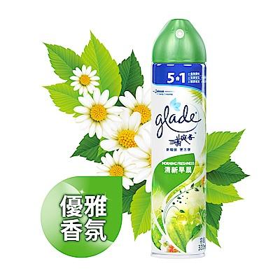 滿庭香 空氣清淨劑-清新早晨320ml