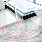 樂嫚妮 浴室拼接地墊-6片裝
