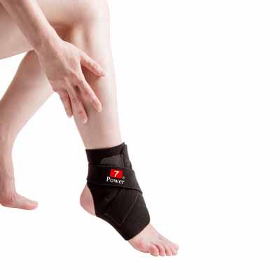 7Power 醫療級專業護踝2入超值組(磁力護踝 高透氣款)