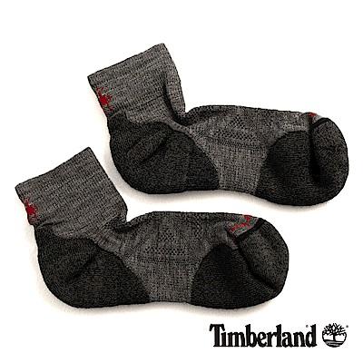Timberland 男款中灰色麻灰低筒襪 01066