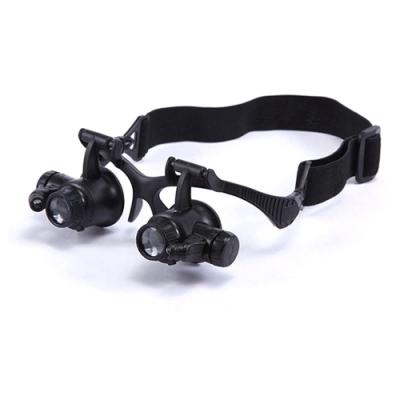 COMET 眼鏡式LED照明放大鏡(9892GJ)